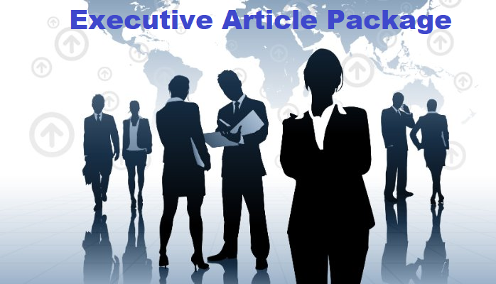 executive article package